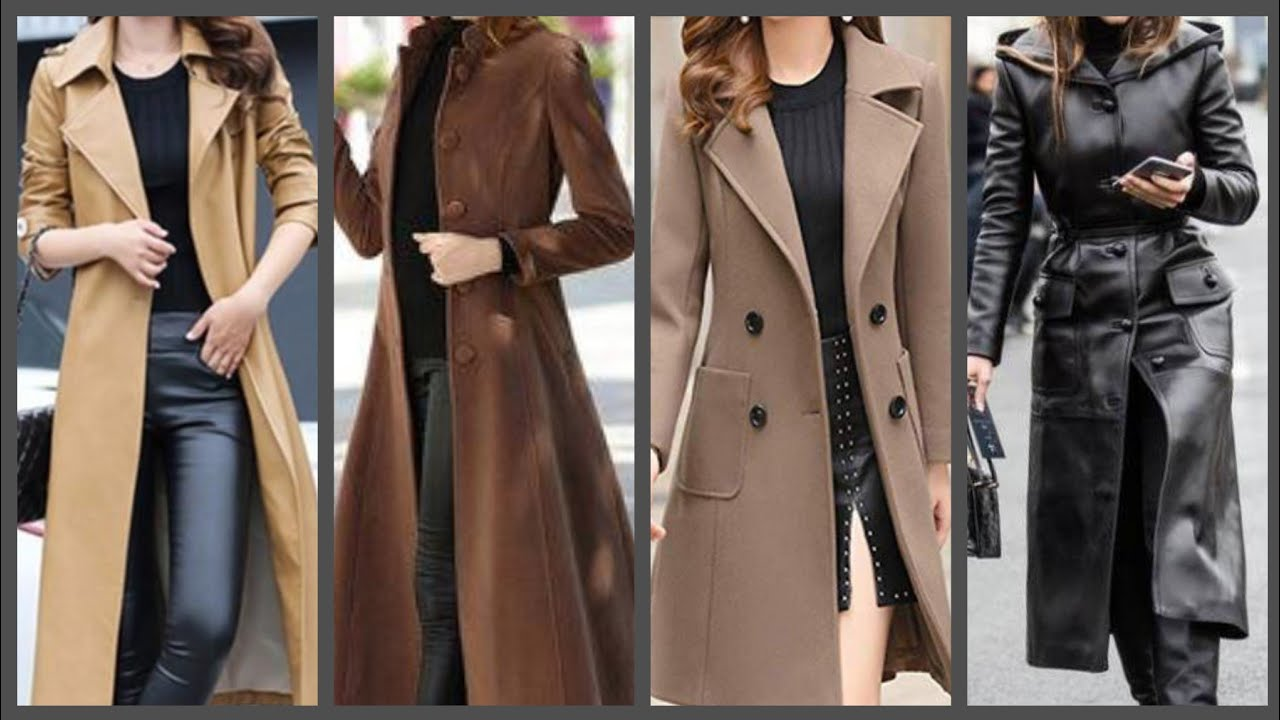 Trench Coat - the most sophisticated