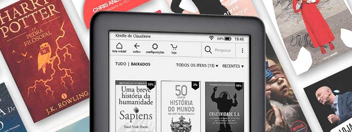 Kindle 10. Generation
