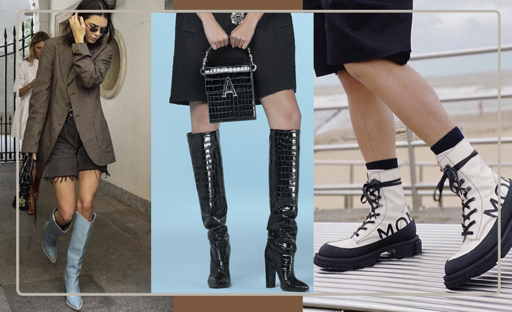 TRENDS BOOTS - INVERNO 2021
