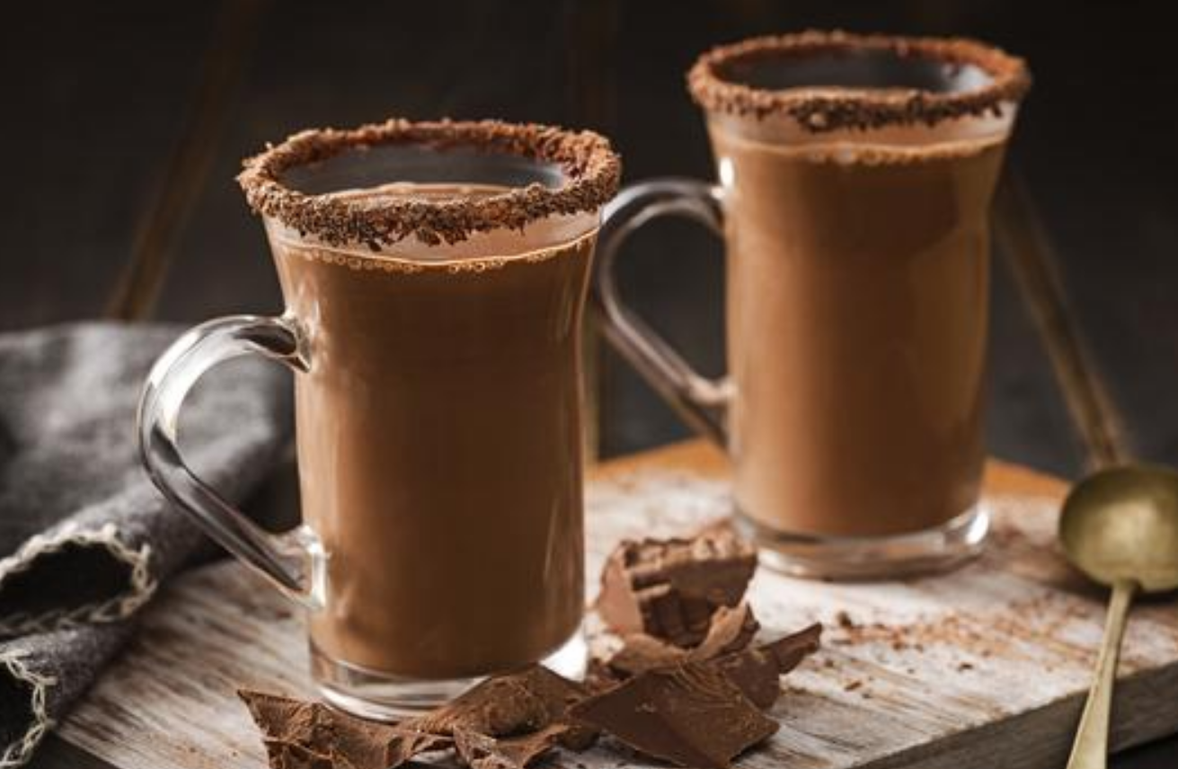 7 delicious hot drinks to keep you warm in winter
