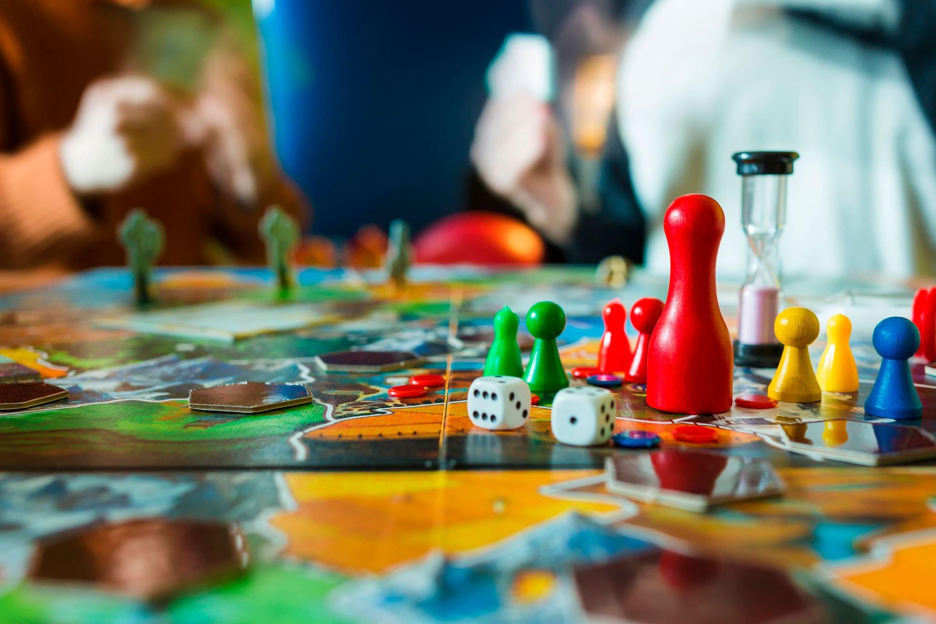 Entdecken Sie die Vorteile von Brettspielen